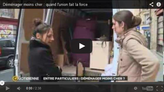 MyDemenageur dans La Quotidienne sur France 5
