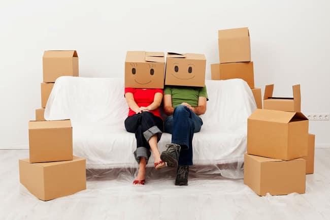 14 erreurs à éviter pendant un déménagement