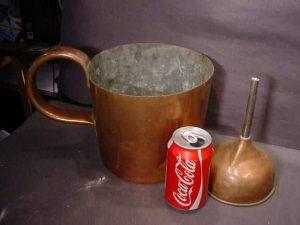 astuces de nettoyage - coca cola fait briller le cuivre