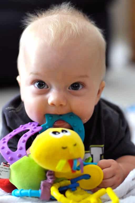 bicarbonate de soude - nettoie jouets pour enfant