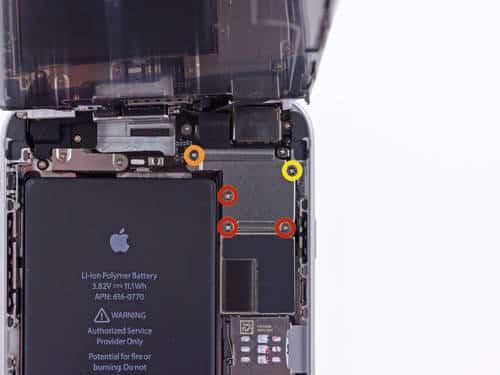 iphone-6-5 screws