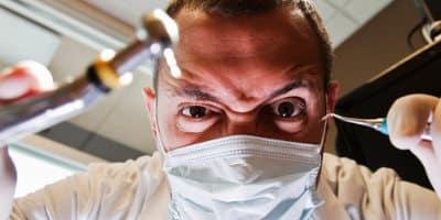 traitement de blanchiment des dents professionnel