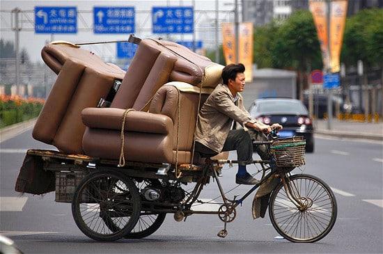 estimer le volume du camion de déménagement necessaire