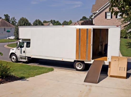 le transport par co-déménagement