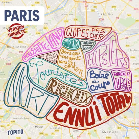 Géographie et sociologie de la capitale