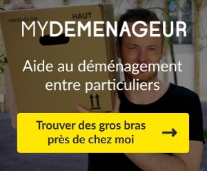 demenager pas cher avec MyDemenageur
