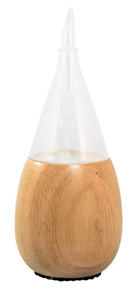 Photo d'huiles essentielles pour une crémaillère