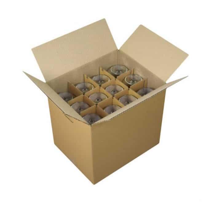 carton verres