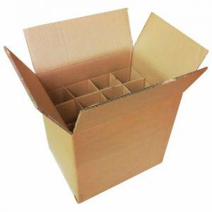carton à compartiments