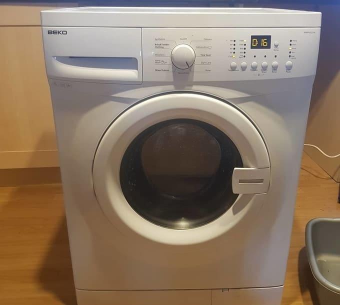 demenager machine a laver