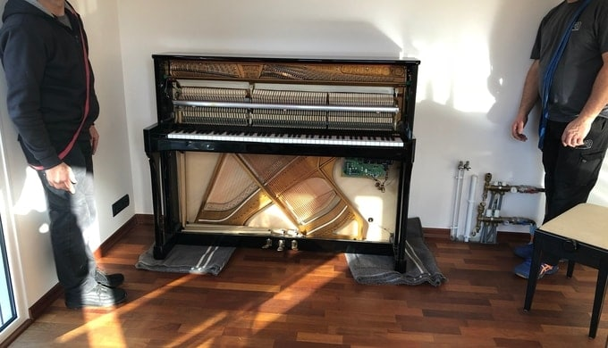 demenager piano