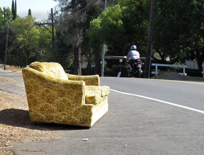 Comment se débarrasser de meubles à l'approche d'un déménagement ?