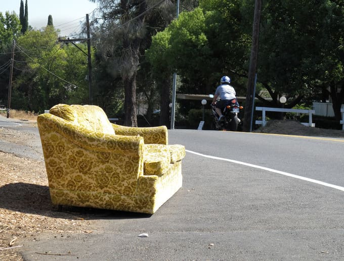 fauteuil a debarraser