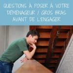 questions demenageurs
