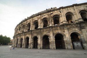 L'arène de Nîmes